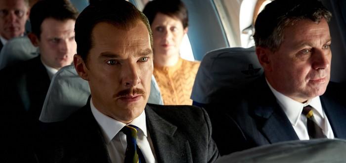 Бенедикт Камбербэтч в трейлере шпионского фильма The Courier