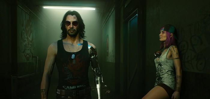 CDPR против мода на секс с Джонни Сильверхэндом в Cyberpunk 2077