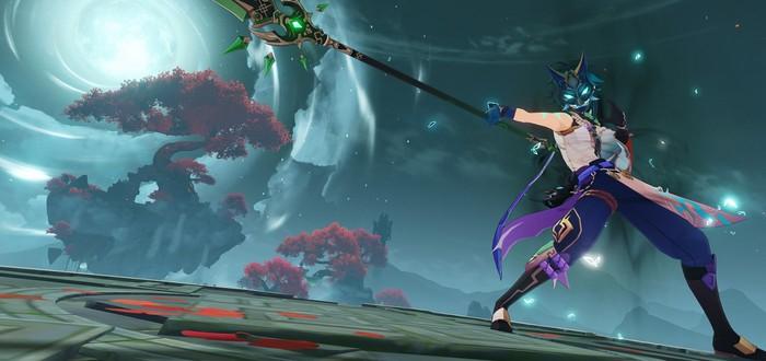 Разработчики Genshin Impact представили тизер и способности нового героя
