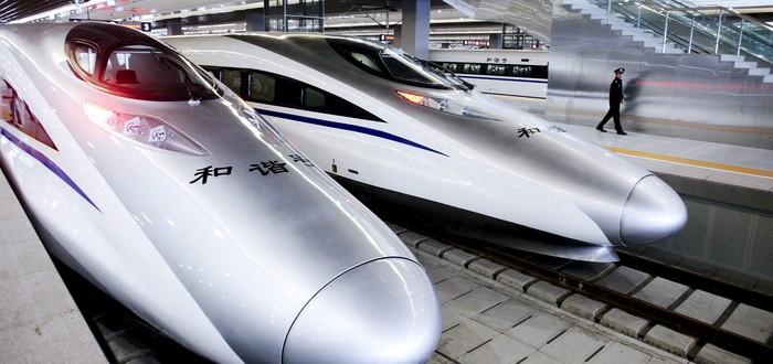 В Китае на 20 часов прекратилось движение поездов из-за отключения Flash Player