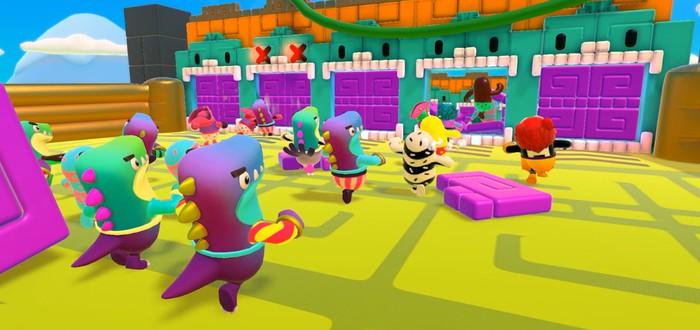 Разработчики Fall Guys хотят выпустить игру на Switch и Xbox