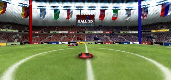 Самый УБОГИЙ симулятор футбола, или обзор на игру Ball 3D: Soccer Online.