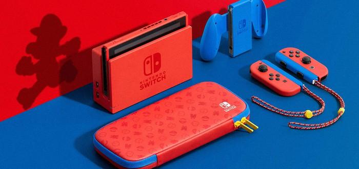 Реджи Фис-Эме рассказал, что Switch спасла Nintendo после провала с Wii U