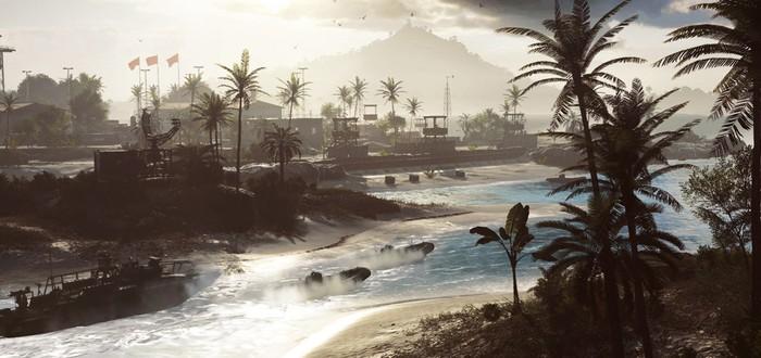 Объявлены режимы Battlefield 4 доступные на старте
