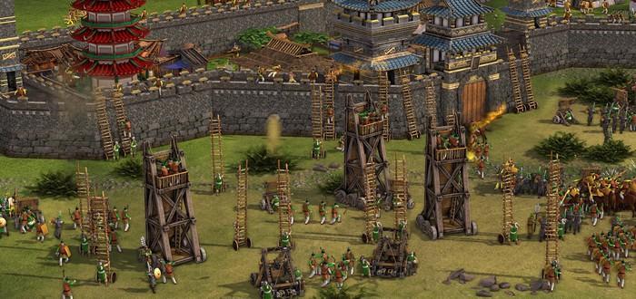 Разработчики Stronghold Warlords продемонстрировали кооператив