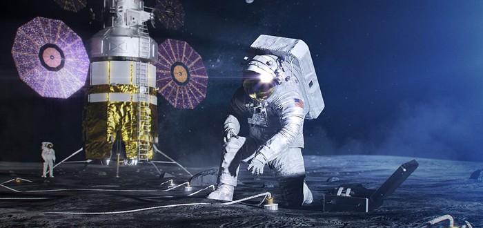 NASA не может выбрать компании, которые доставят людей на Луну