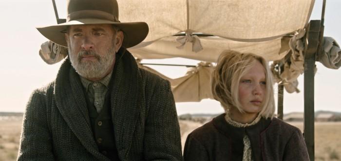 """Вестерн """"Новости со всех концов света"""" с Томом Хэнксом выйдет на Netflix в феврале"""