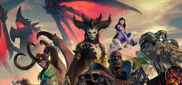 Новости по Diablo 4 и Overwatch 2 — Blizzard представила расписание BlizzConline