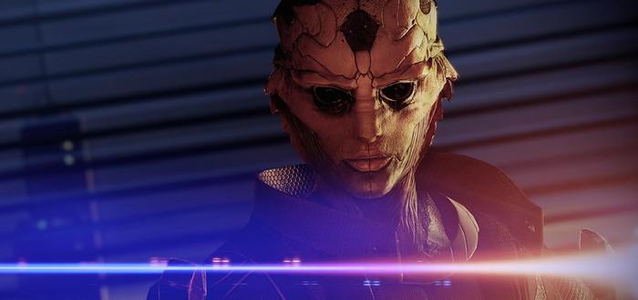 Трейлер ремастера Mass Effect Legendary Edition — релиз в мае