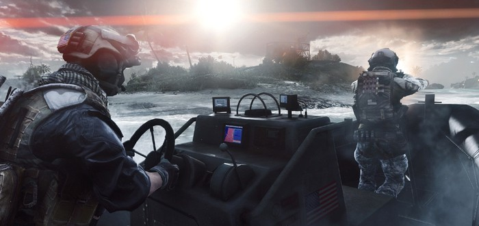 Все оружие и аттачменты Battlefield 4 с gamescom 2013