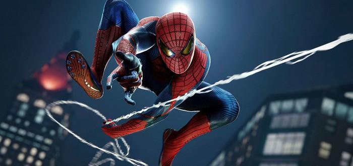 Актер озвучки Питера Паркера еще не приступил к работе над Marvel's Spider-Man 2