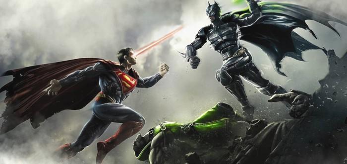 Бэтмен начнет сражаться с Суперменом в будущем феврале