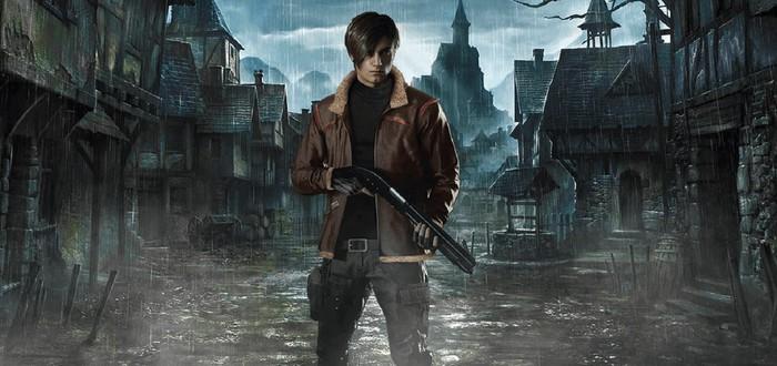 Энтузиаст воссоздал первые локации Resident Evil 4 на Unreal Engine 4