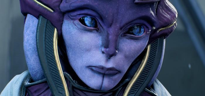 В Mass Effect Andromeda так мало новых рас из-за бюджета и косплееров