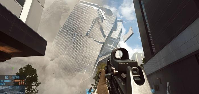 Инсайдер: Battlefield 6 может включать незаскриптованные разрушения небоскребов