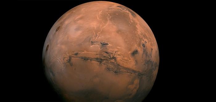 Китай опубликовал первое фото Марса, сделанное аппаратом Tianwen-1