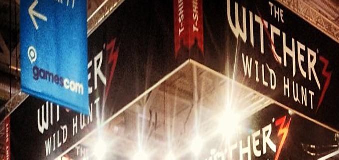 Коротко о - The Witcher 3 на выставке GamesCom 2013