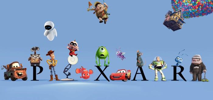 История студии Pixar в юбилейном ролике