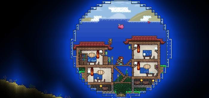 Создателя Terraria забанил Google, поэтому игра не выйдет на Stadia