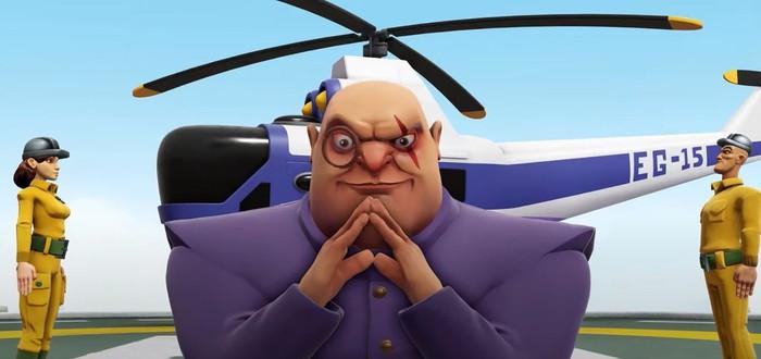10 минут геймплея симулятора злодея Evil Genius 2