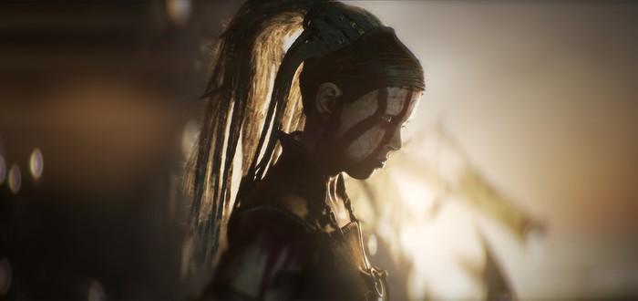 Эксперименты со светом на новом скриншоте Hellblade 2: Senua's Saga