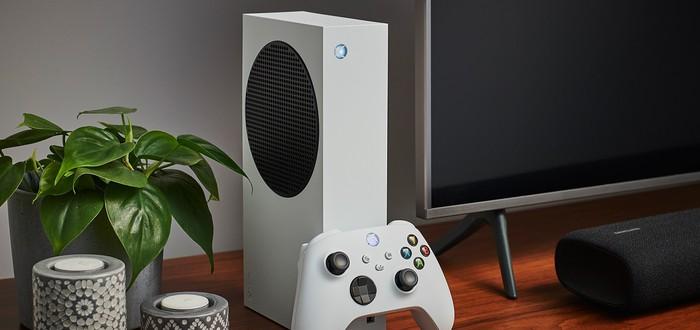 Xbox Series X/S стала самой продаваемой консолью в Великобритании в январе