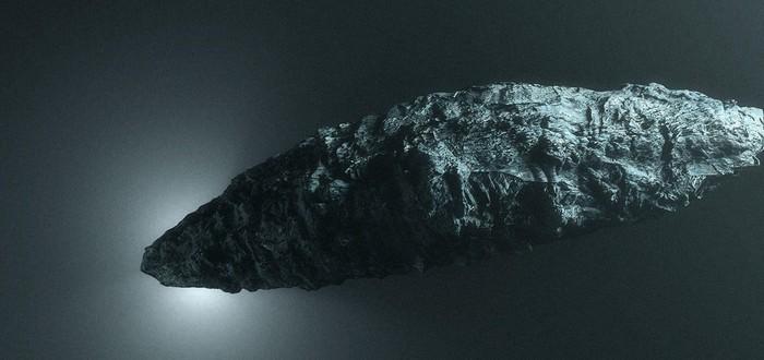 """Астроном из Гарварда полагает, что межзвездный объект Oumuamua был """"космическим буем"""" внеземной цивилизации"""