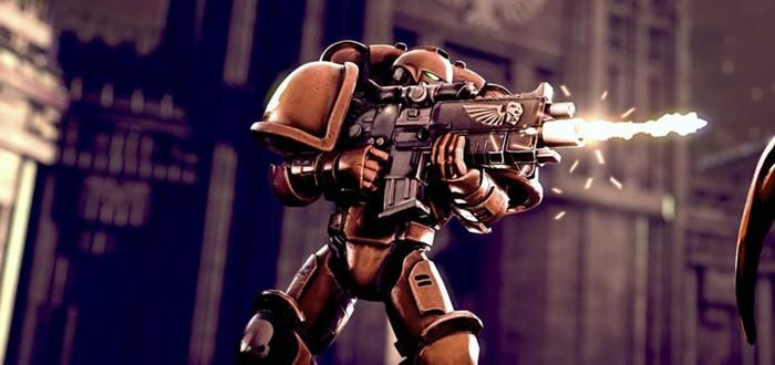 Анонсирована пошаговая стратегия Warhammer 40K: Battlesector про войну между космодесантом и тиранидами