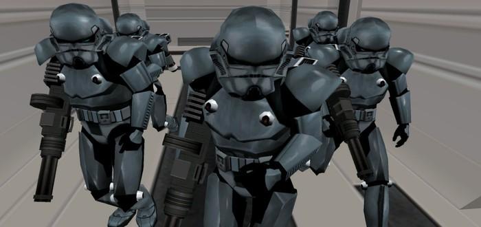 Для оригинальной Star Wars: Battlefront 2 вышел патч, ломающий игру