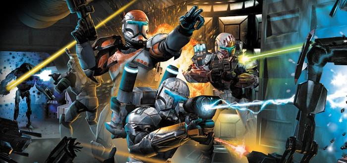 Star Wars: Republic Commando засветилась на серверах Nintendo