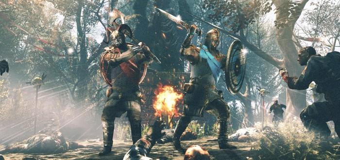 Для Dying Light вышел набор с оружием и скинами викингов
