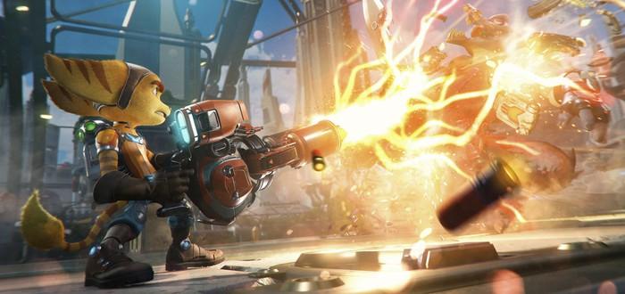 Ratchet & Clank: Rift Apart выйдет 11 июня