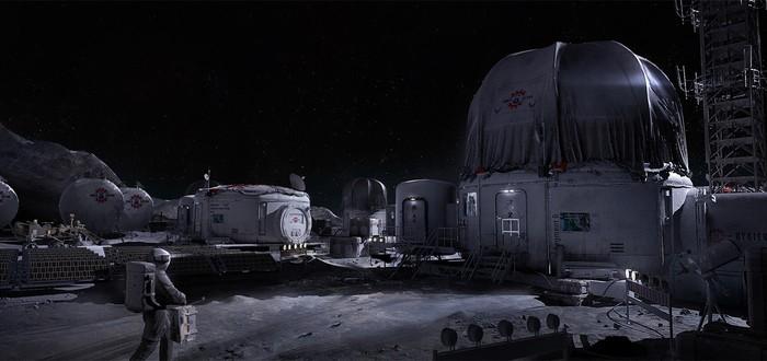 Правительство РФ хочет построить базу на Луне вместе с Китаем