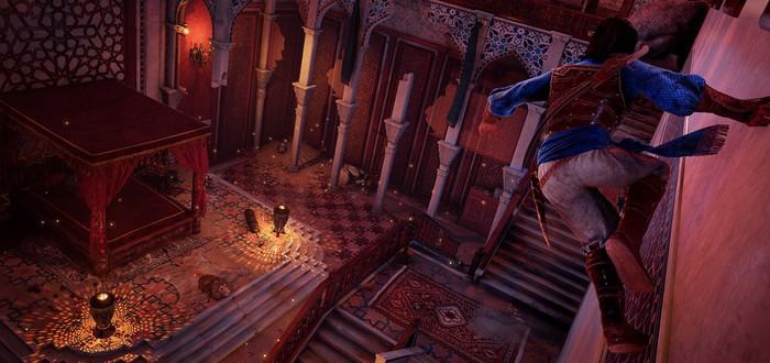 Слух: Ремейк Prince of Persia The Sands of Time отдали более опытной команде на доработку