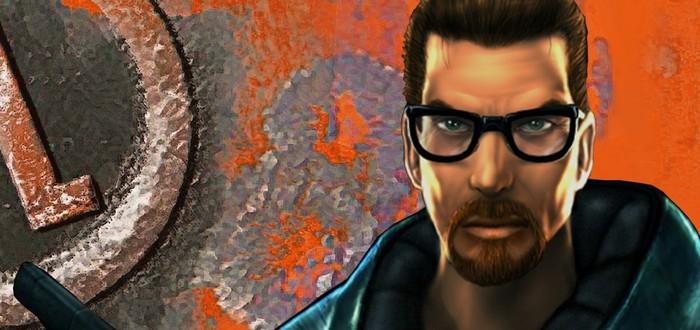 Энтузиаст сделал демейк Half-Life в стиле Game Boy