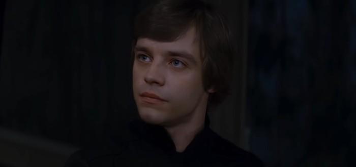 """Себастиан Стэн в роли молодого Люка Скайуокера в новом дипфейке по """"Звездным войнам"""""""