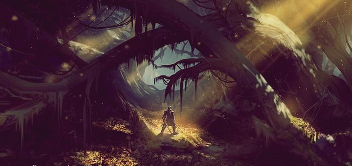Dragon Age: Inquisition - живая природа