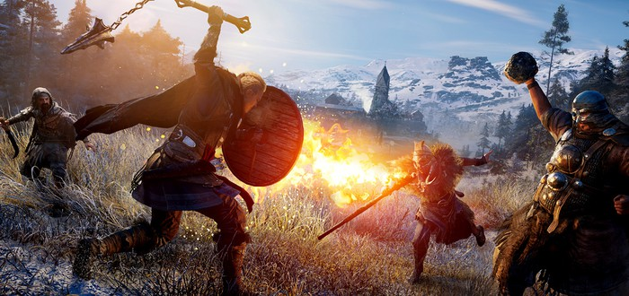 """Сегодня в Assassin's Creed Valhalla появится режим """"Речные набеги"""", новые способности и навыки для Эйвора"""