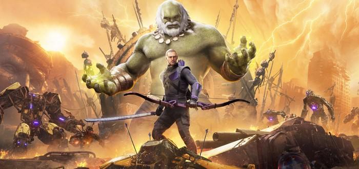 Marvel's Avengers получит некстген-обновление и сюжет Клинта Бартона 18 марта
