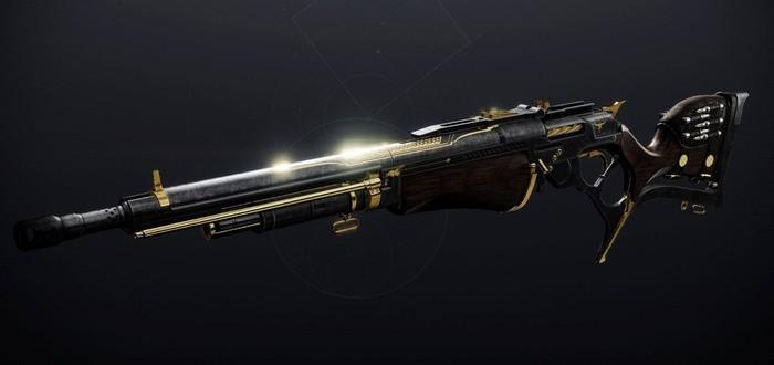 """В Destiny 2 появилось экзотическое поручение на винтовку """"История мертвеца"""""""