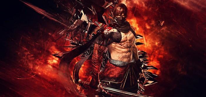 Анонсирована коллекция Ninja Gaiden с тремя играми — релиз летом