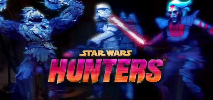 Бесплатная Star Wars: Hunters выйдет на Nintendo Switch и мобильных устройствах