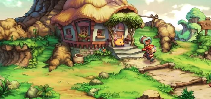 Ремастер яркой JRPG Legend of Mana выйдет 24 июня