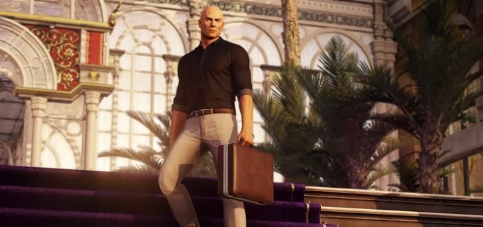 В Hitman 3 на PC теперь можно перенести контент первых двух частей из Steam