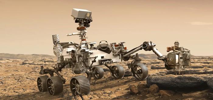 Ровер Perseverance успешно сел на Марс — есть первые кадры