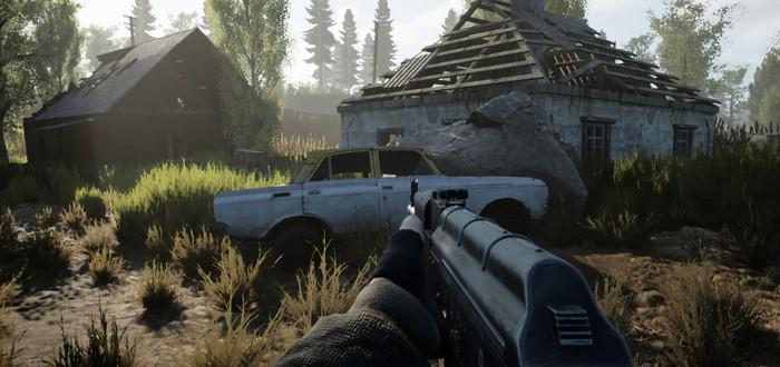 Кордон на новых скриншотах фанатского ремейка S.T.A.L.K.E.R. на Unreal Engine 4
