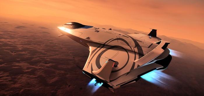 Новые видео Star Citizen посвящены деградации кораблей и посадочной зоне Orison — сборы достигли $347 миллионов