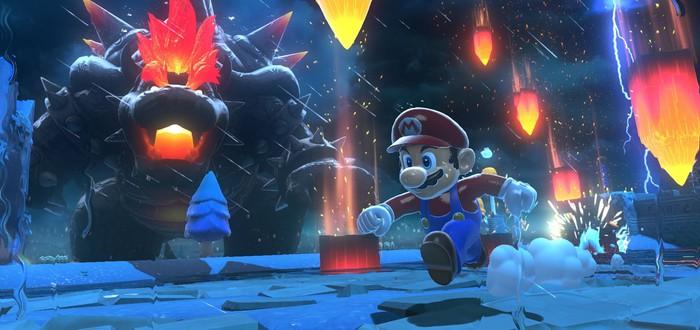 UK-чарт: Super Mario 3D World + Bowser's Fury по-прежнему на первом месте