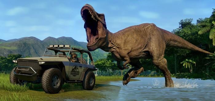 Про будущее Jurassic World Evolution расскажут в этом году