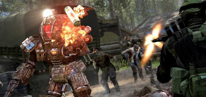 Трейлер зомби-режима Outbreak для Call of Duty: Black Ops Cold War